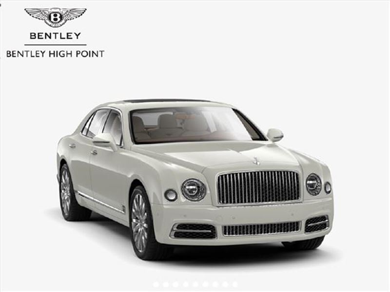 2017 Bentley Mulsanne for sale in High Point, North Carolina 27262