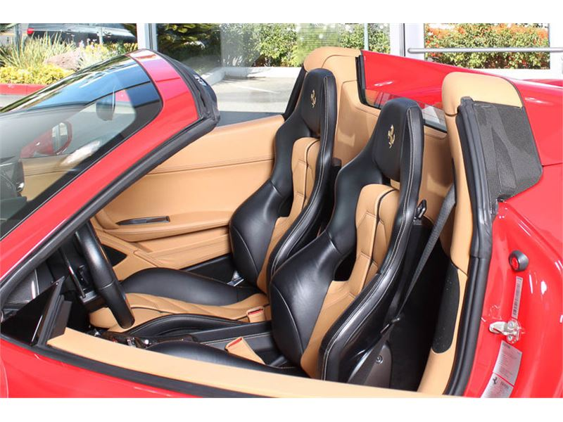 2013 Ferrari 458 Italia Spider for sale in for sale on GoCars