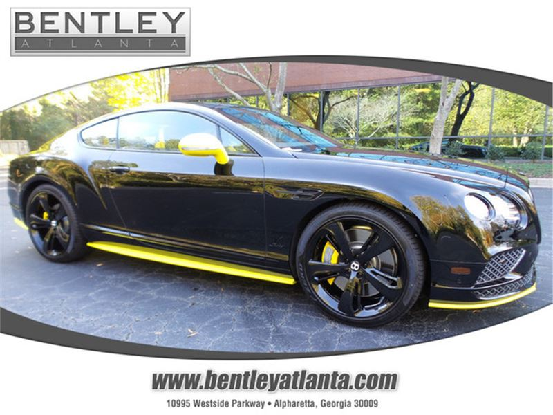 2017 Bentley Continental GT Speed for sale in for sale on GoCars