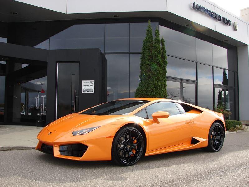 2017 Lamborghini Huracan For Sale Gc 21456 Gocars