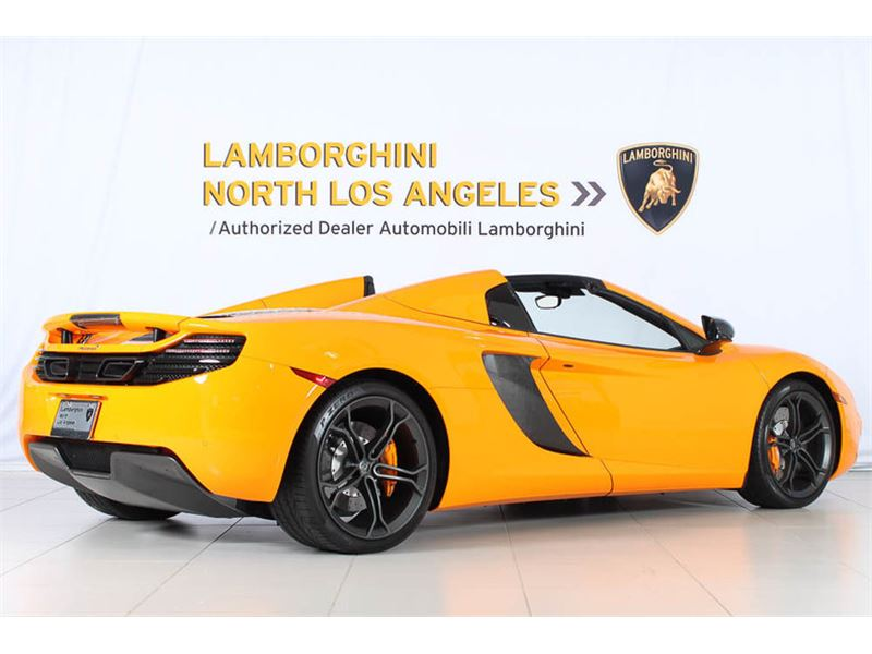 2014 McLaren MP4-12C Spider for sale in for sale on GoCars