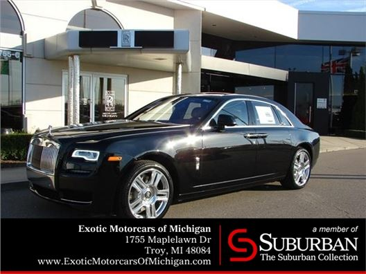 2017 Rolls-Royce Ghost Series II for sale in Troy, Michigan 48084