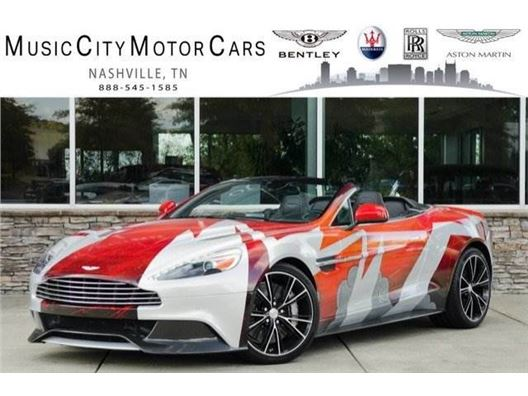 2016 Aston Martin Vanquish for sale in Franklin, Tennessee 37067