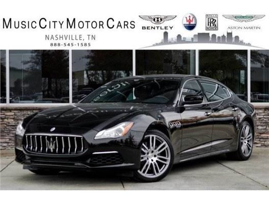 2017 Maserati Quattroporte S GranLusso for sale in Franklin, Tennessee 37067