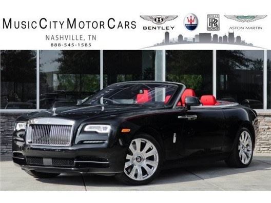2017 Rolls-Royce Dawn for sale in Franklin, Tennessee 37067