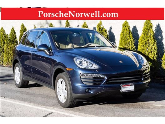 2014 Porsche Cayenne for sale in Norwell, Massachusetts 02061