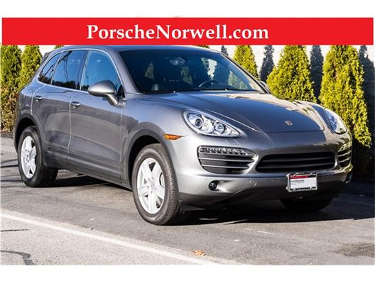 2012 Porsche Cayenne for sale in Norwell, Massachusetts 02061
