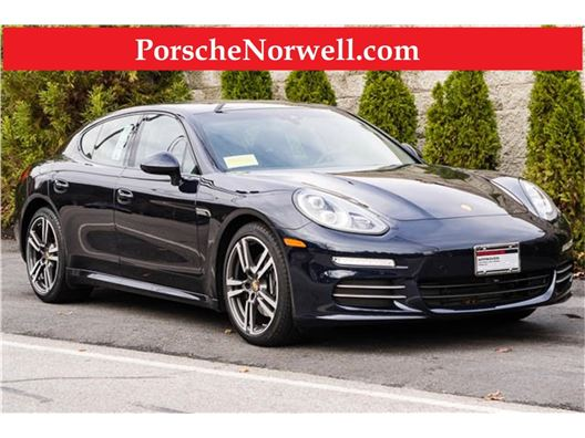 2016 Porsche Panamera for sale in Norwell, Massachusetts 02061