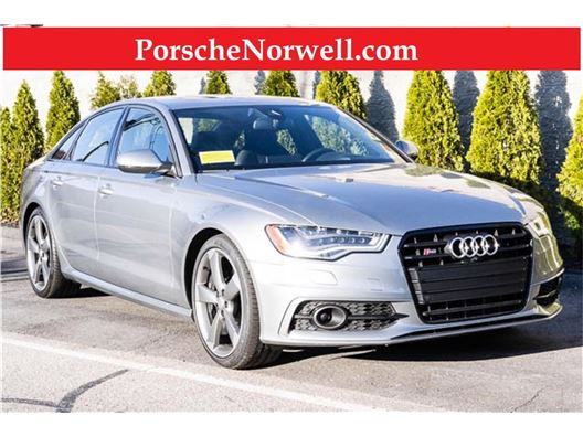 2015 Audi S6 for sale in Norwell, Massachusetts 02061