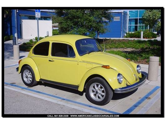 1973 Volkswagen Beetle for sale in Sarasota, Florida 34232