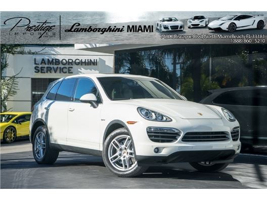 2011 Porsche Cayenne for sale in North Miami Beach, Florida 33181