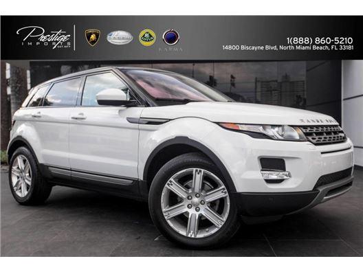 2015 Land Rover Range Rover Evoque for sale in North Miami Beach, Florida 33181
