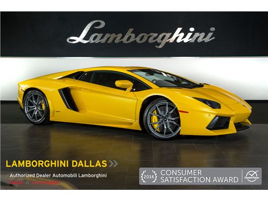 2014 Lamborghini Aventador for sale in Richardson, Texas 75080