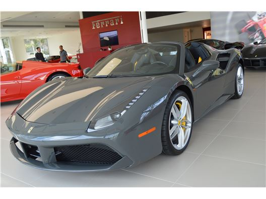 2016 Ferrari 488 for sale in Beverly Hills, California 90212