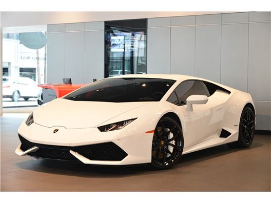 2015 Lamborghini Huracan for sale in Beverly Hills, California 90211
