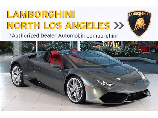 2016 Lamborghini Huracan Spyder for sale in Woodland Hills, California 91364