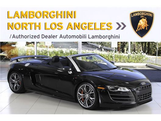 2012 Audi R8 GT Spyder for sale in Woodland Hills, California 91364