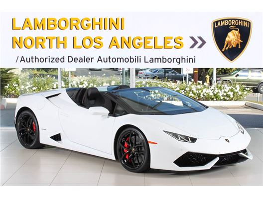 2017 Lamborghini Huracan for sale in Woodland Hills, California 91364