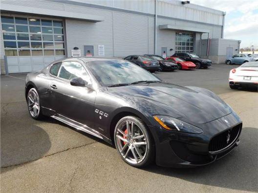 2015 Maserati GranTurismo for sale in Sterling, Virginia 20166