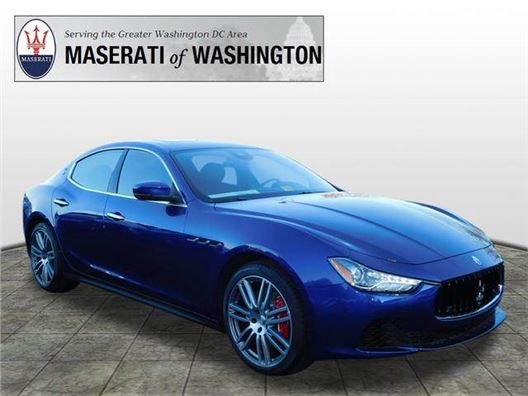 2017 Maserati Ghibli S Q4 for sale in Sterling, Virginia 20166
