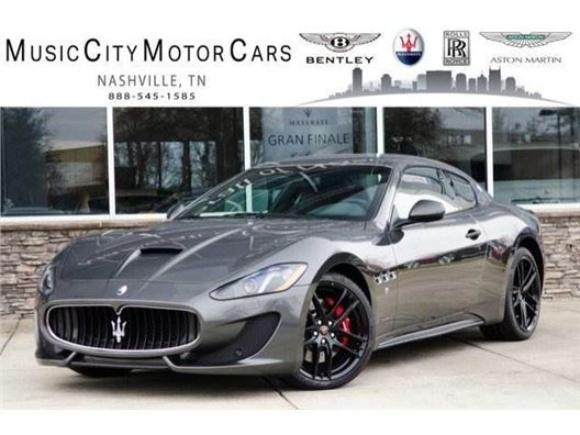 2017 Maserati GranTurismo Sport Special Edition for sale in Franklin, Tennessee 37067