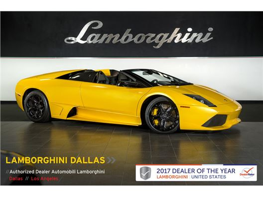 2008 Lamborghini Murcielago Roadster for sale in Richardson, Texas 75080
