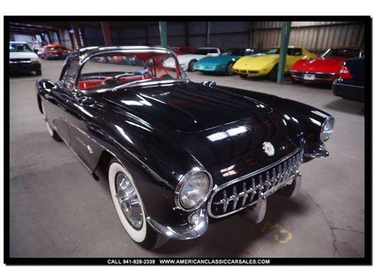 1957 Chevrolet Corvette for sale in Sarasota, Florida 34232