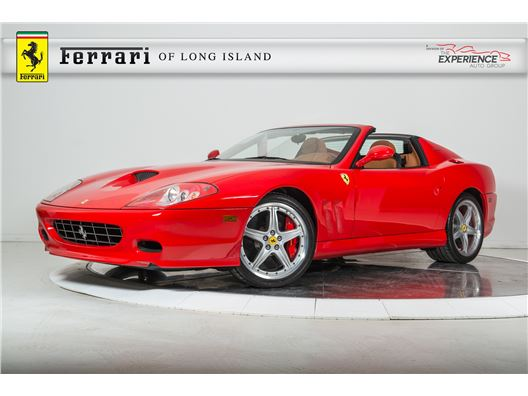 2005 Ferrari 575 SuperAmerica for sale on GoCars.org