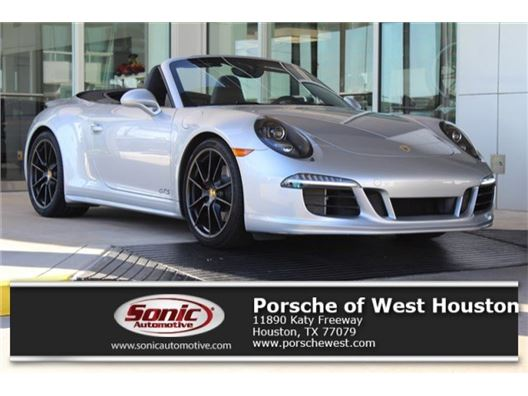 2015 Porsche 911 for sale in Houston, Texas 77079