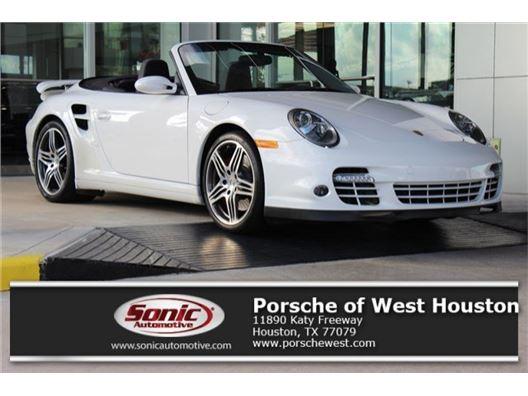 2008 Porsche 911 for sale in Houston, Texas 77079