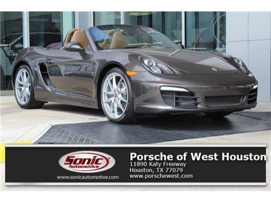 2014 Porsche Boxster for sale in Houston, Texas 77079