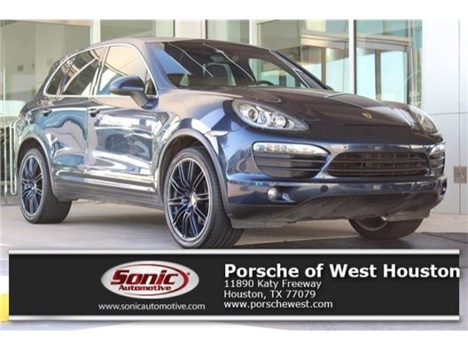 2013 Porsche Cayenne for sale in Houston, Texas 77079