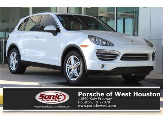 2014 Porsche Cayenne for sale in Houston, Texas 77079
