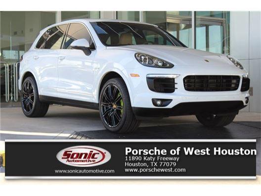 2016 Porsche Cayenne for sale in Houston, Texas 77079