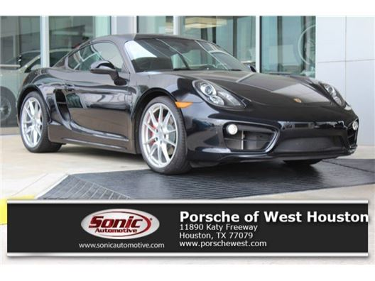 2015 Porsche Cayman for sale in Houston, Texas 77079