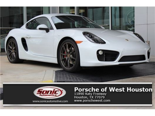 2014 Porsche Cayman for sale in Houston, Texas 77079