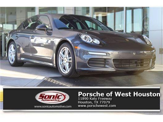2014 Porsche Panamera for sale in Houston, Texas 77079