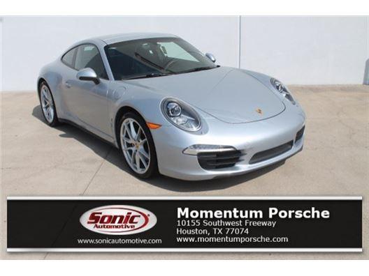 2014 Porsche 911 for sale in Houston, Texas 77079