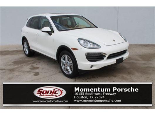 2011 Porsche Cayenne for sale in Houston, Texas 77079