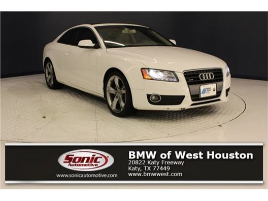 2011 Audi A5 for sale in Houston, Texas 77079
