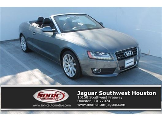 2012 Audi A5 for sale in Houston, Texas 77079