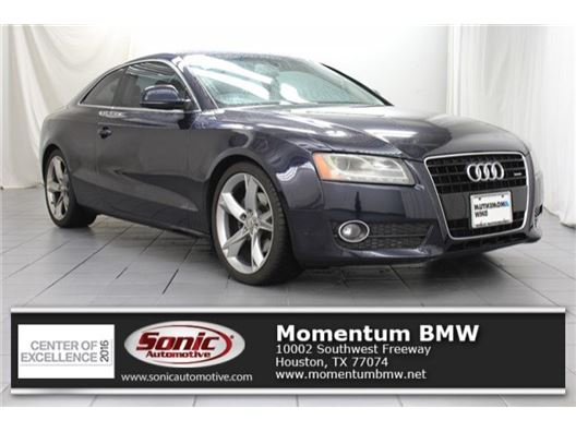 2009 Audi A5 for sale in Houston, Texas 77079