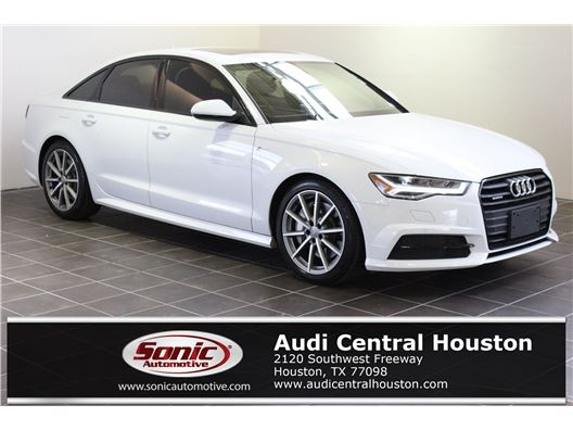 2016 Audi A6 for sale in Houston, Texas 77079