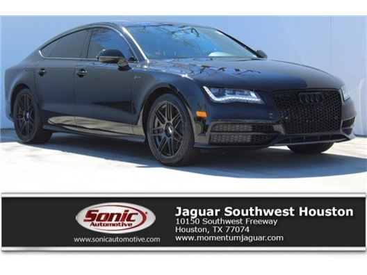 2012 Audi A7 for sale in Houston, Texas 77079