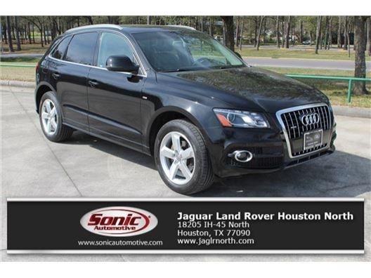 2012 Audi Q5 for sale in Houston, Texas 77079