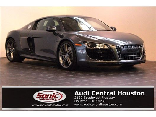 2012 Audi R8 for sale in Houston, Texas 77079