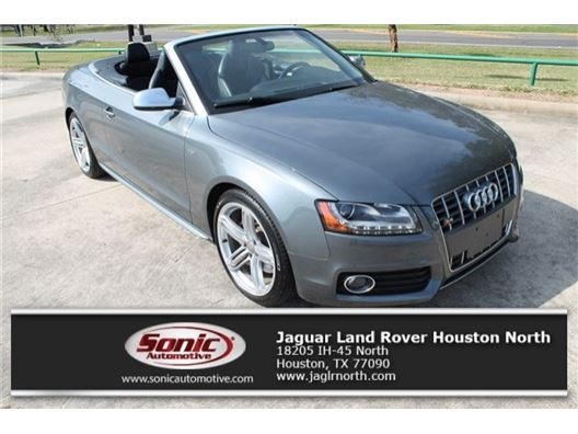 2012 Audi S5 for sale in Houston, Texas 77079