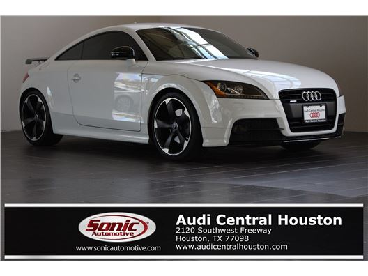 2015 Audi TT for sale in Houston, Texas 77079
