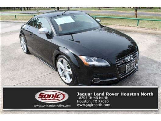 2014 Audi TTS for sale in Houston, Texas 77079