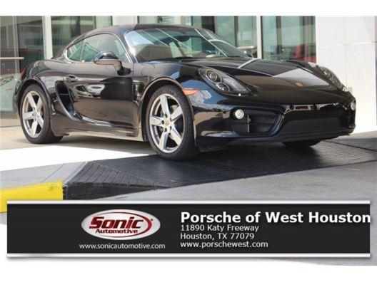 2015 Porsche Cayman for sale in Houston, Texas 77079